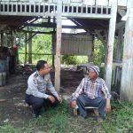 Sambang Desa Tingkatkan Kepercayaan Masyarakat terhadap Polri Bhabin Desa Oro Oro Ombo Polsek Batu Kota