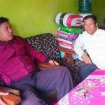 Bhabinkamtibmas Desa Sumberejo Polsek Batu Melakukan Silaturahmi Pada Tokoh Masyarakat