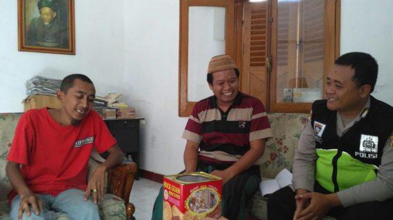 Silaturahmi Tokoh Agama Bhabinkamtibmas Desa Sidomulyo Polsek Batu Kota Polres Batu