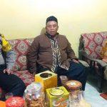 Polri Jalin Kedekatan Oleh Anggota Bhabinkamtibmas Polsek Pujon Polres Batu Sambang Perangkat Desa