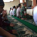 Kegiatan Makmurkan Masjid Serta Silaturahim Tokoh Agama Oleh Kapolsek Bumiaji Bersama Anggota Polsek Bumiaji Polres Batu