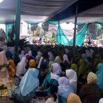 Kapolsek Pujon Polres Batu Hadir Dalam Acara Halal Bihalal Fatayat Dan Muslimah NU Masyarakat