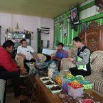 Giat Rapat Kecil Musyawarah Oleh Anggota Bhabinkamtibmas Desa Bendosari Polsek Pujon Polres Batu