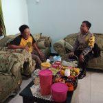 DDS Oleh Anggota Bhabinkamtibmas Polsek Batu Kota Polres Batu Dengan Satgas Kemitraan Sambang Warga Desa