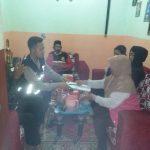 Bhabinkamtibmas Desa Ngabab Polsek Pujon Melaksanakan Problem Solving Atau Pemecahan Masalah Dengan Warga