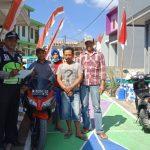 Bhabinkamtibmas Polsek Pujon Polres Batu Jadi Team Juri Bersama Perangkat Desa Sukomulyo