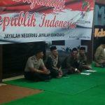 Kapolsek Kasembon menghadiri giat selamatan di Desa Bayem Kasembon