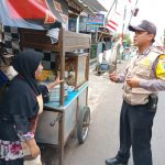 Kegiatan DDS anggota Bhabinkamtibmas Kelurahan Temas Polsek Batu Kota Sambang Kepada warga binaan