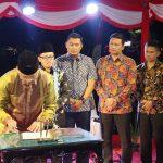 Kapolres Batu Menghadiri Rapat Sinergitas Forkompimda Malang Raya