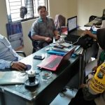 Sambang Dan Silaturahmi Perangkat Desa Bhabinkamtibmas Desa Pesanggrahaan Polsek Batu Kota Polres Batu