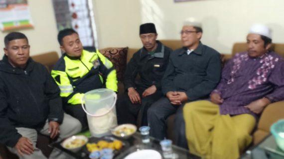 DDS Kunjungan Tokoh Agama Bhabinkamtibmas Desa Sidomulyo Polsek Batu Kota polres Batu