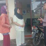 Kunjungan Kerukunan Tetangga Bhabinkamtibmas Kelurahan Temas Polsek Batu Kota Polres Batu Sampaikan Pesan Kamtibmas