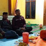 Bhabin Polsek Pujon Polres Batu Sambang Perangkat Desa Tawangsari