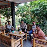 Bhabin Polsek Bumiaji Polres Batu Sambang Bersilaturohmi ke Dusun Brau