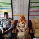 Bhabin Polsek Pujon Polres Batu Sampaikan Pesan Kamtibmas Ke Sekolah TK PGRI