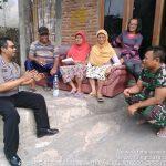 Bhabinkamtibmas Kelurahan Songgokerto Polsek Batu Tumbuhkan Sikap Positif Masyarakat Terhadap Polri