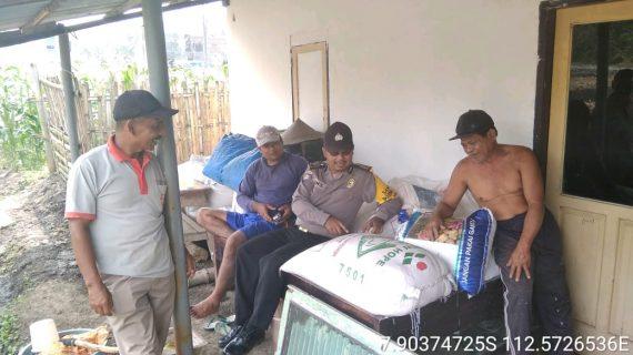 Giat Sambang Desa Bhabinkamtibmas Kelurahan Songgokerto Polsek Batu Polres Batu