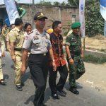 Kapolsek Ngantang Akp Sahraku, S.H menghadiri pembukaan Pesona Desa Wisata di lapangan depan Ds. Mulyorejo Kec. Ngantang Kab. Malang