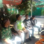 Silaturahmi ke Tokoh Masyarakat Kanit Binmas Polsek Batu Polres Batu Sosialisasi Layanan Android Apel