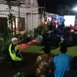 Giat Sinergitas TNI-POLRI Polsek Bumiaji Polres Batu