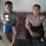 Bhabinkamtibmas Desa Bayem Polsek Kasembon Melaksanakan Keamanan