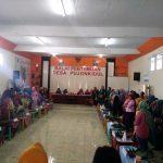 Giat Anggota Bhabinkamtibmas Polsek Pujon Polres Batu Menghadiri Acara Kegiatan Rangkaian Bersih Di Desa Pujon Kidul