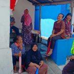 Kunjungan Kerukunan Tetangga Bhabinkamtibmas Desa Sumberejo Polsek Batu Kota