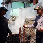 Kegiatan Sambang Usaha Warga Bhabinkamtibmas Kelurahan Temas Polsek Batu Polres Batu Jaga Keamanan Wilayah
