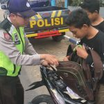 KAPOLSEK NGANTANG POLRES BATU PIMPIN GIAT IMBANGAN OPS SIKAT SEMERU 2018