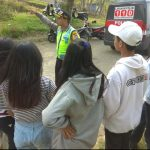 Anggota Bhabinkamtibmas DDS Tatap Muka, Giat Bintibluh Bhabinkamtibmas Kelurahan Temas Polsek Batu Kota Polres Batu Kepada Kelompok Remaja