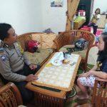 Anggota Bhabinkamtibmas Silaturahmi Warga, DDS Sambang Warga Bhabin Desa Sidomulyo Polsek Batu Kota Polres Batu Sampaikan Pesan Kamtibmas