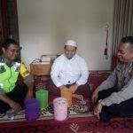 KANIT SABHARA POLSEK NGANTANG KEGIATAN PATROLI DAN SAMBANG TOKOH MASYARAKAT