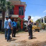 Sambang Warga Perumahan Bhabinkamtibmas Kelurahan Temas Polsek Batu Kota Polres Batu Sampaikan Pesan Kamtibmas Menjaga Keamanan Wilayah