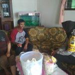 Bhabinkamtibmas Desa Pesanggrahan Polsek Batu Kota Polres Batu Jalin Silaturahmi Lakukan Sambang Tokoh Masyarakat Untuk Menjaga Wilayah Kodnsuif