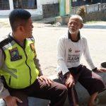 Giat  Pendekatan Guna Jalin Mitra Kerja di Masyarakat Binaannya, Polsek Batu Kota Polres Batu Sampaikan Harkamtibmas