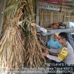 Bripka Junaedi Salam selalu hadir dalam kegiatan masyarakat, untuk meningkatkan Kepercayaan Masyarakat terhadap Polri