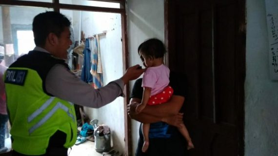 Pelaksanaan Giat Sambang Tingkatkan Kepercayaan Masyarakat Terhadap Polri Bhabinkamtibmas Desa Sumberejo Polsek Batu KotaPolres Batu
