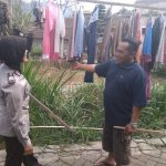 Anggota Bhabinkamtibmas Giat Rutin Silaturahmi, Silaturahmi Kepada Tokoh Masyarakat Bhabinkamtibmas Desa Pesanggrahaan Polsek Batu Kota Polres Batu