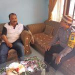 Berikan edukasi dan binluh tentang Pilpres 2019 Kegiatan Sambang Silaturahmi Kamtibmas dan Door To Door System Kunjungan Kamtibmas Ke Tokoh Masyarakat Bhabinkamtibmas Kel. Temas Polsek Batu Kota Polres Batu
