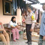 Giat Sambang Silaturahmi Kamtibmas dan Kunjungan Kerukunan Tetangga Bhabin Kelurahan Songgokerto Polsek Batu Kota Polres Batu
