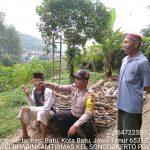 Upayakan Preventif Gaet Mitra Dengan Masyarakat, Bhabinkamtibmas Kelurahan Songgokerto Polsek Batu Kota Polres Batu