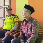 Silaturahmi Tokoh Masyarakat Bhabinkamtibmas Desa Sumberejo Polsek Batu Kota Sampaikan Pesan Kamtibmas