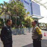 Pendekatan Jalin Mitra Kerja, POLSEK BATU POLRES BATU SAMBANG SATPAM HOTEL