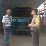 Silaturahmi Tokoh Masyarakat Bhabinkamtibmas Kelurahan Temas Polsek Batu Kota
