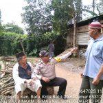 Giat Sambang dan Silaturahmi Kamtibmas Dan Silaturahmi ke Desa Serap Aspirasi Masyarakat Bhabinkamtibmas Kelurahan Songgokerto Polsek Batu Kota Polres Batu