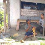 Jalinan Kedekatan Serap Aspirasi Warga Bhabin Desa Oro Oro Ombo Polsek Batu Kota Lakukan Giat Sambang Desa