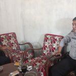 Silaturahmi Tokoh Masyarakat Bhabinkamtibmas Desa Sumberejo Polsek Batu Kota Polres Batu Sampaikan Pesan Kamtibmas Jaga Keamanan Wilayah
