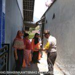 Sambang Kerukunan Tetangga Bhabinkamtibmas Kelurahan Songgokerto Polsek Batu Kota