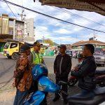 Sambangi Warga binaan, Bhabinkamtibmas Kelurahan Temas Polsek Batu Kota berikan binluh