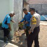 Sambang Warga Bhabinkamtibmas Desa Sumberejo Polsek Batu Kota Sampaikan Pesan Kamtibmas